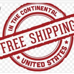 Enjoy FREE Shipping! Please read.